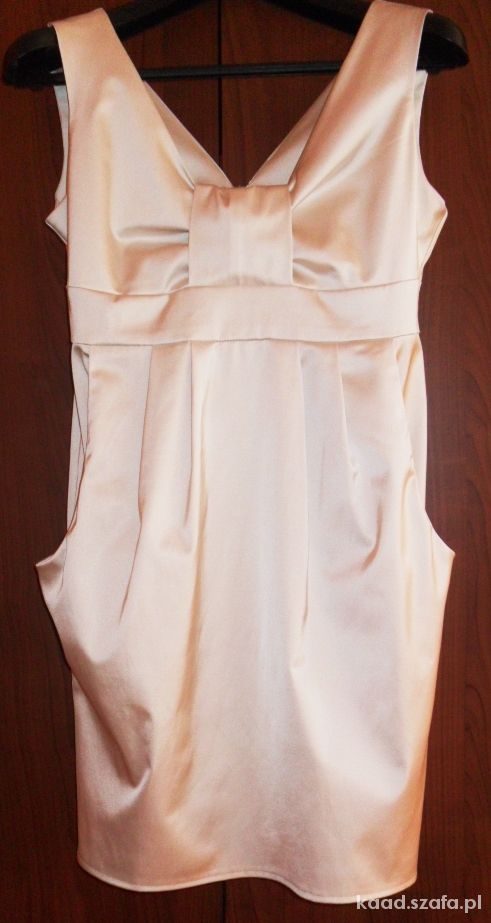 Suknie i sukienki ORSAY BOMBKA TULIPAN PENCIL DRESS KOKARDA