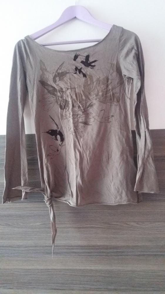 Bluzki Tatuum cienka bluzka XS S