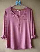 Różowa bluzeczka rozmiar L Bershka