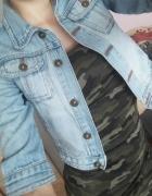 Katana kurteczka jeans S