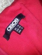czerwona sukienka ASOS