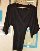 Bluzka ciażowa HiM S M 36 38 czarna