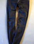 Rurki jeansy