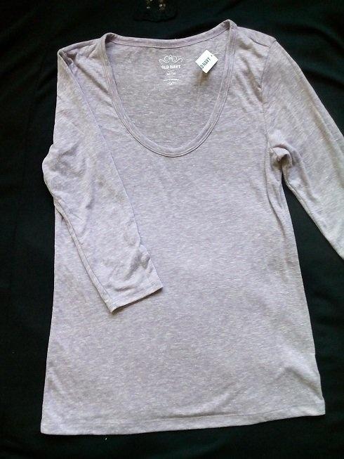 Bluzki Bluzka damskafioletowarozmiar MOLD NAVY