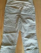 H&M ciążowe spodnie 34