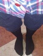 rybaczki jeansy s m