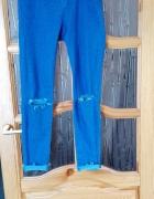Zara spodnie L