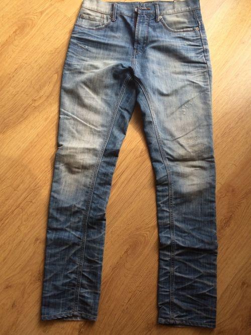 Spodnie Jeansy PullAndBear rozmiar 40