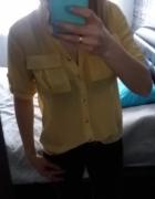 Koszula neon żółta NOWa