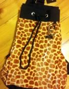 Plecak worek NICI Wild żyrafa