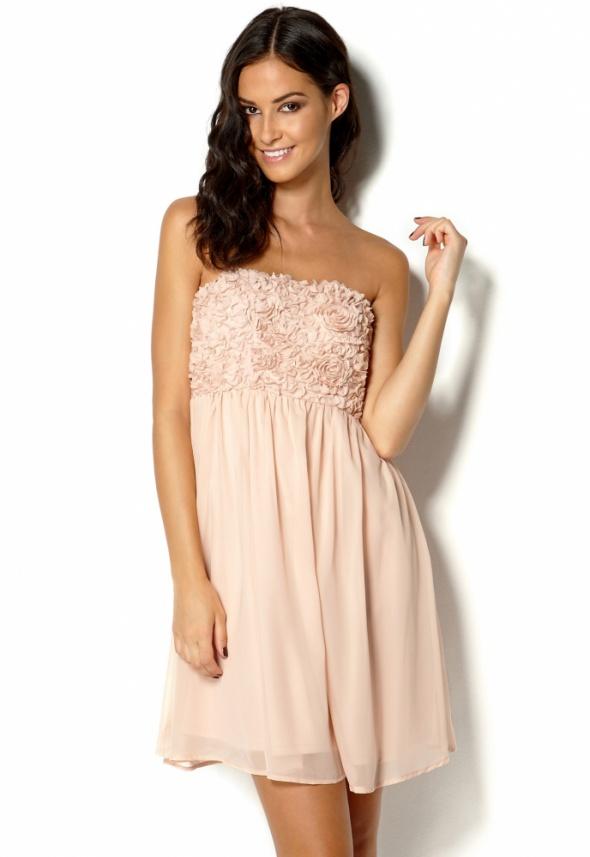 Suknie i sukienki sukienka VILA model AZER CORSAGE rozmiar L