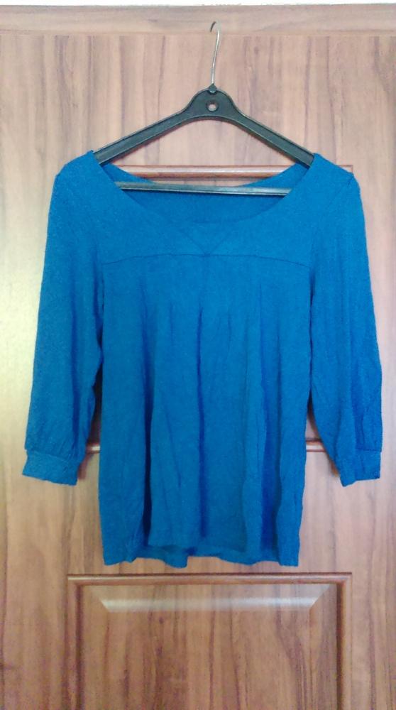 Bluzki Kobaltowa bluzka
