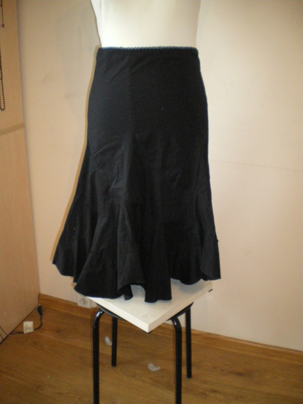 Spódnice czarna ala hiszpańska Spódnica