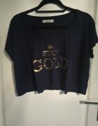 Krótka bluzka STAY GOLD