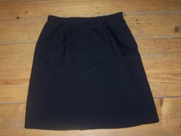 Spódnice Spodnica czarna klasyczna 36