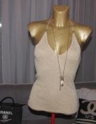 Bluzeczka złota Orsay