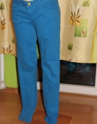 Spodnie RESERVED niebieskie cena do negocjacji