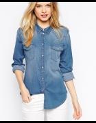 Koszula jeansowa AMISU rozmiar M