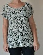 bluzka koronka koronkowa bluzeczka koszulka tshirt