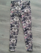 Spodnie modny Print