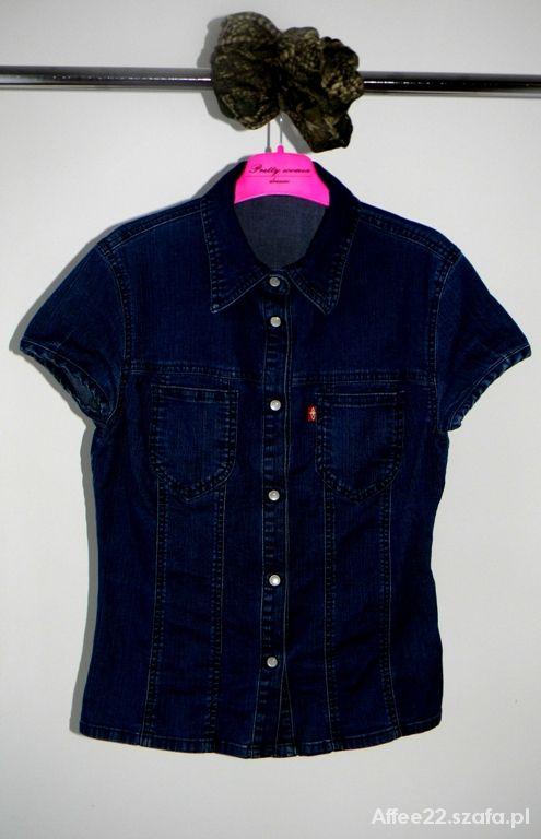 Koszule Big star koszula jeans S M