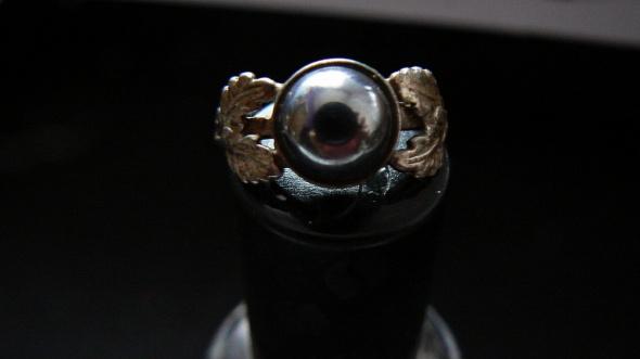 srebrne hematyt filifran