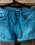 Spodenki jeansowe krótkie