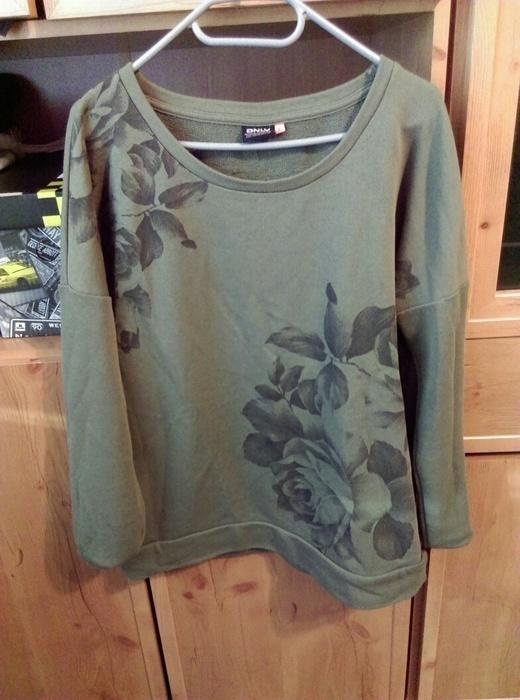 Bluzy bluza khaki