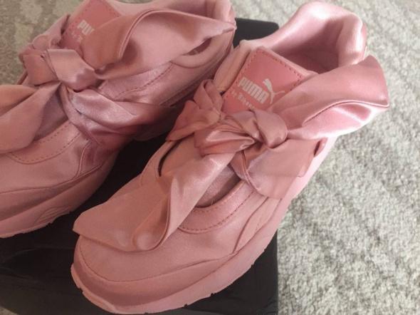 puma fenty różowe