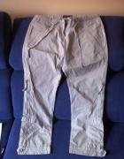 Jasno szare spodnie