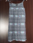sukienka H&M styl boho 36