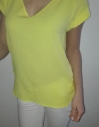 Żółta bluzeczka river island rozmiar S