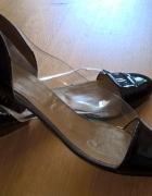 baleriny półbuty Giorgio Armani buty
