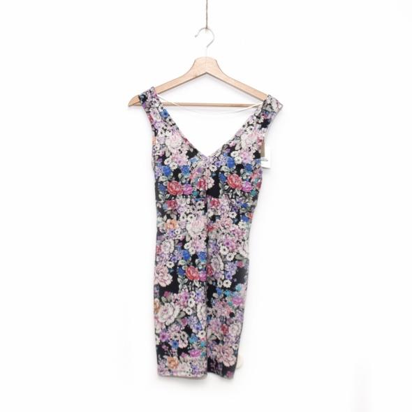 Suknie i sukienki Sukienka w kwiaty