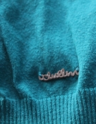 morski sweterek Cropp