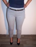 Spodnie Cygaretki L XL
