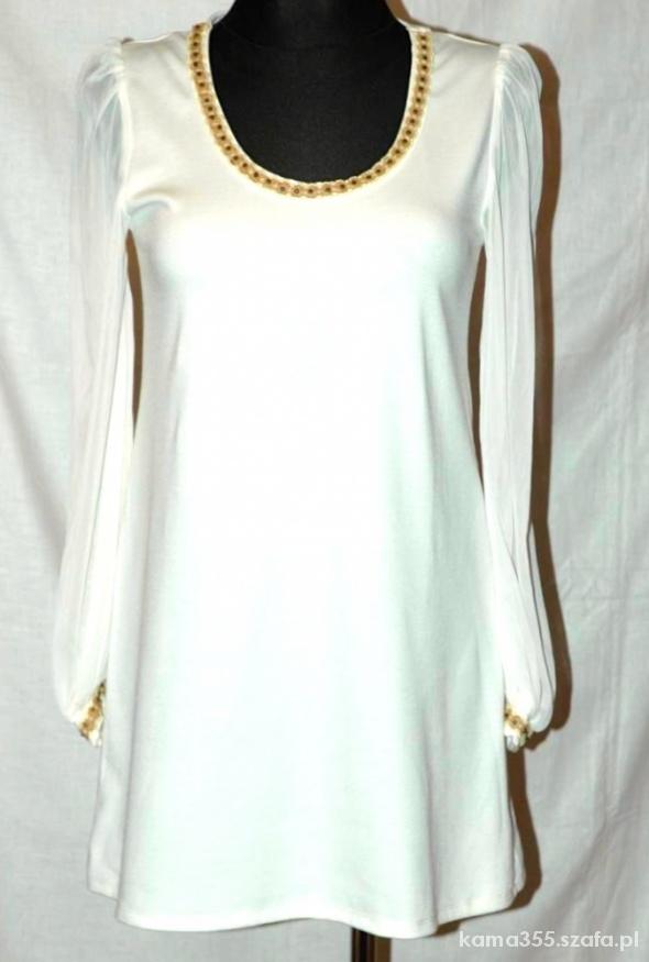 Suknie i sukienki Biała atmosphere 38