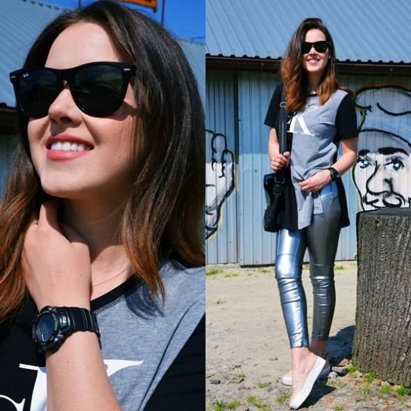 Codzienne SH Zara Jeans