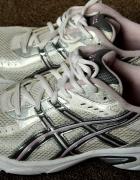Adidasy Asics 42 żel sportowe...
