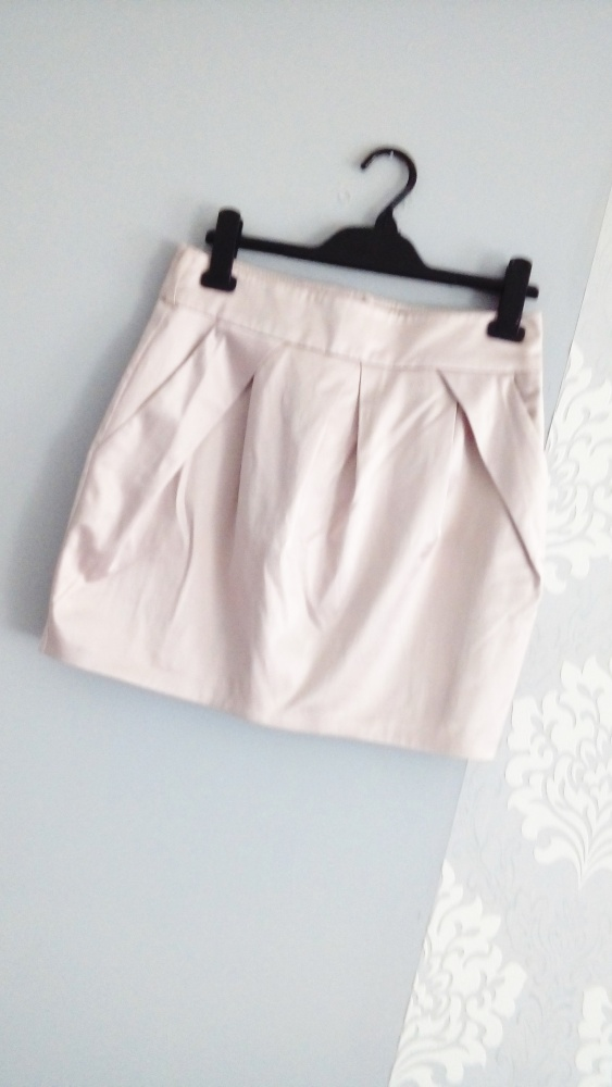 Spódnice spodniczka bezowa