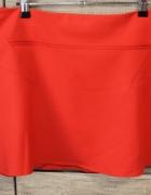 Spódnica czerwona ZARA...