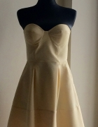 Yoshe żółta sukienka