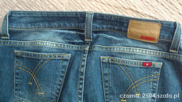 Spodnie Spodnie jeans BIG STAR