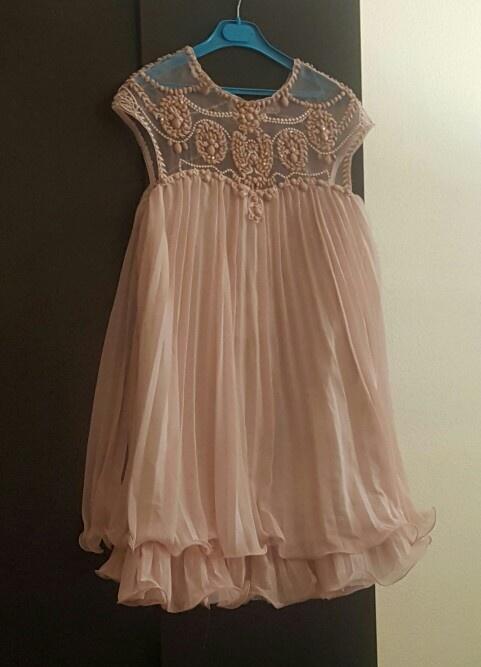 Sukienka luźna siateczka