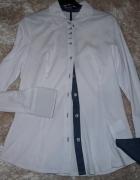 koszula biala nowa 38 taliowana