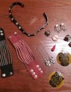 Biżuteria goth rock Gothic restyle glam