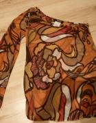 Zwiewna asymetryczna bluzka MORGAN de TOI 36...