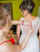 Suknia ślubna salon Madonna...