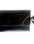 NOWY portfel DAMSKI kolor czarny XOXO