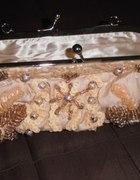 biżuteryjna mała torebka